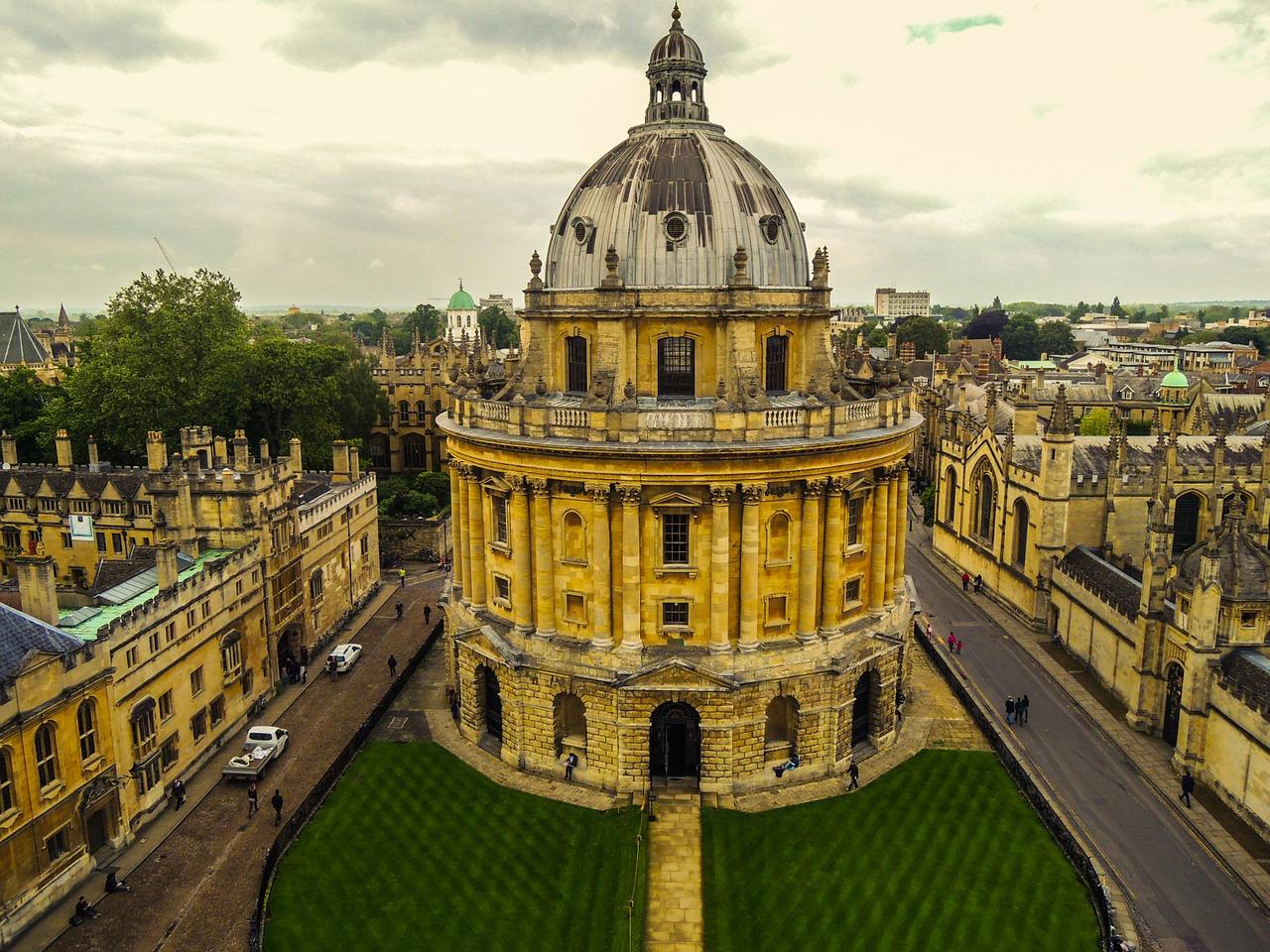 Voyage Oxford
