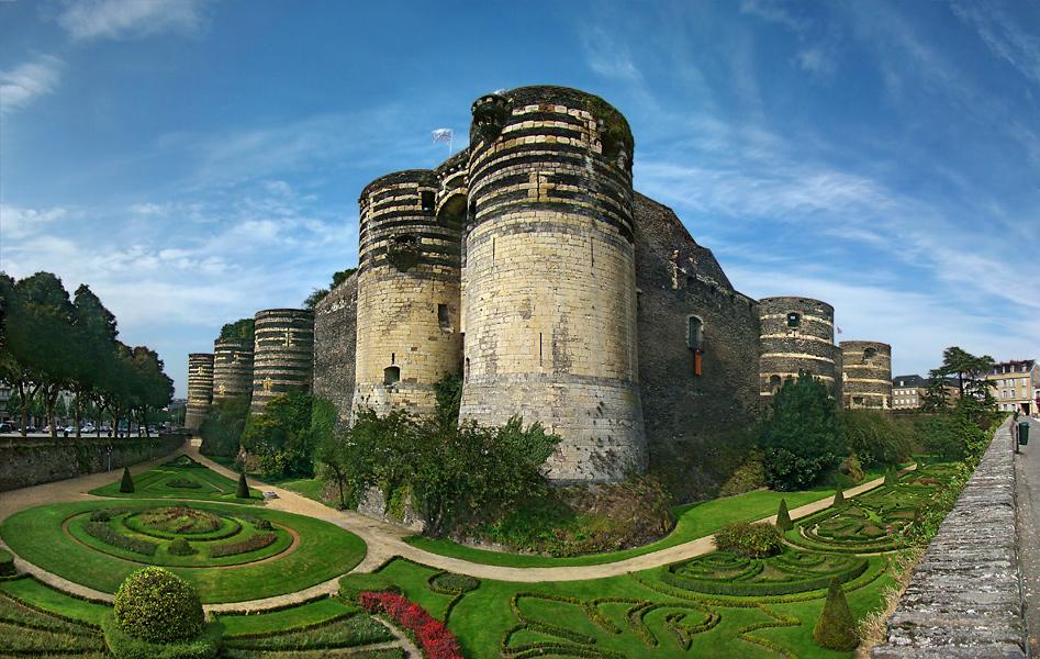Les lieux incontournables à visiter à Angers