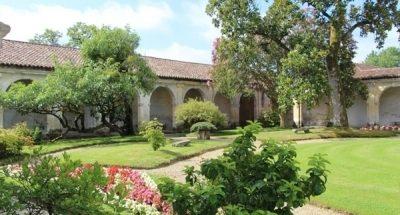 Le Château de Gaujacq dans les landes
